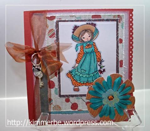 Blog Hop Card