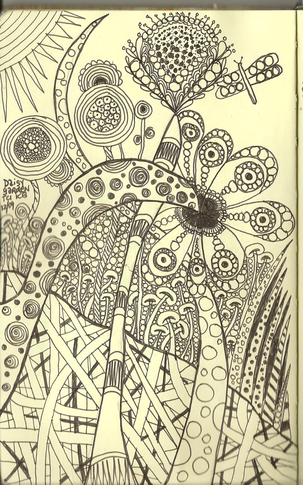 What's a ZENTANGLE
